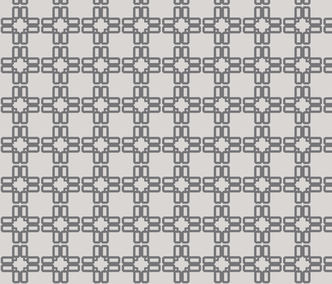 screen_stars_shades of grey fabric by goldentangerinedesigns on Spoonflower - custom fabric