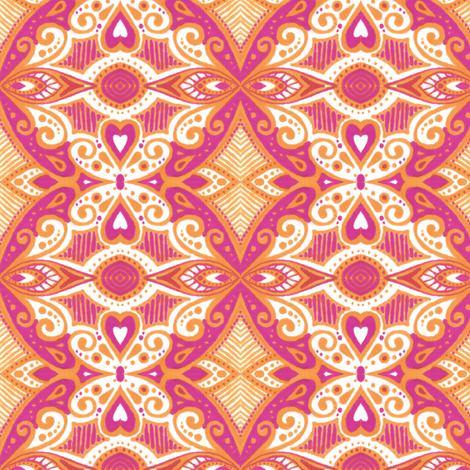 Vanity fabric by siya on Spoonflower - custom fabric