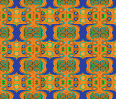 Balance fabric by paula_ogier_artworks on Spoonflower - custom fabric
