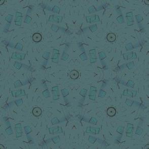 Batik (Blue)
