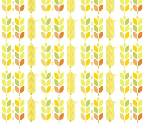 mod-autumn862x600 fabric by wren_leyland on Spoonflower - custom fabric