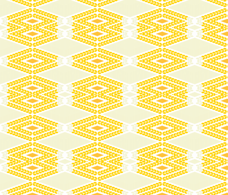 Mod Grain Diamonds 900 fabric by wren_leyland on Spoonflower - custom fabric