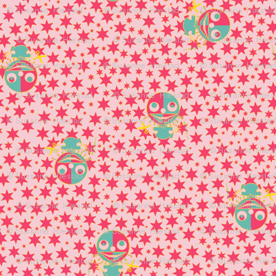 The little dressmaker pink