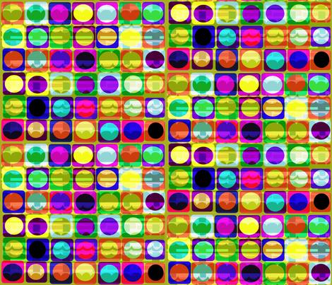 Portholes fabric by boris_thumbkin on Spoonflower - custom fabric