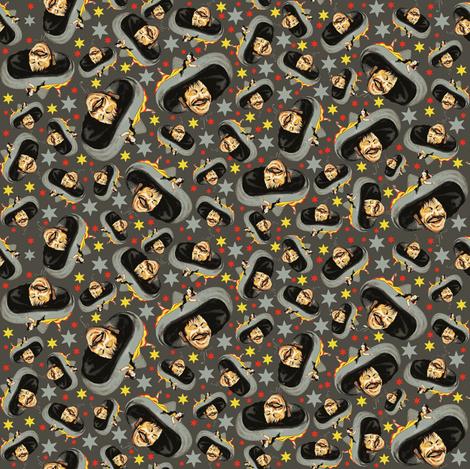 Ay ay ay! fabric by susiprint on Spoonflower - custom fabric