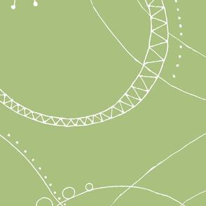 Cosmic Chatter - Green