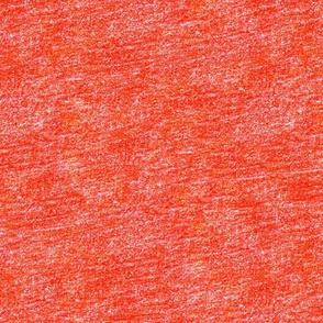 red-orange crayon background
