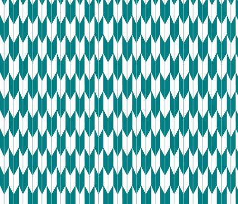 Arrow Stripes fabric by saraquill on Spoonflower - custom fabric