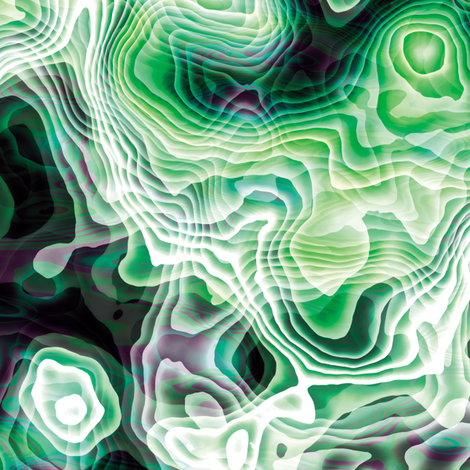 Turbulent 22 fabric by animotaxis on Spoonflower - custom fabric