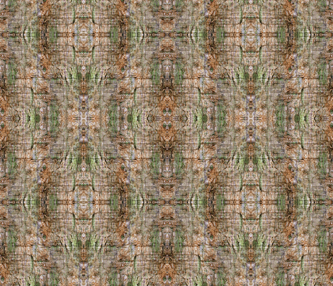 Sequoia Bark fabric by arts_and_herbs on Spoonflower - custom fabric
