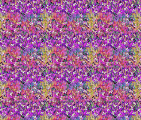 Nighttime Meadow fabric by scifiwritir on Spoonflower - custom fabric