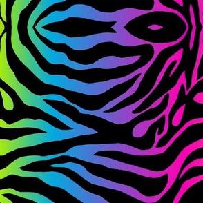 Yambi Zebra Abstract