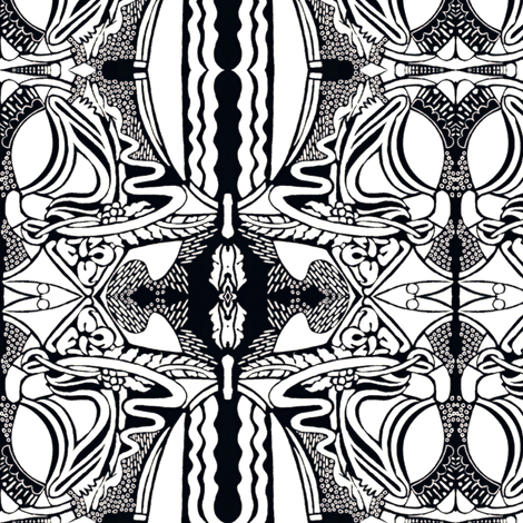 Changing Up fabric by whimzwhirled on Spoonflower - custom fabric