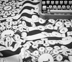 The Wonderful Hansen Writing Ball - Stripe