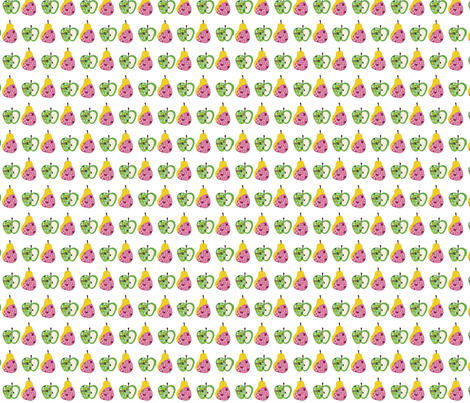 fruit fabric by ils_e on Spoonflower - custom fabric