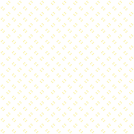 Simple speckles in pale yellow on white fabric by bargello_stripes on Spoonflower - custom fabric