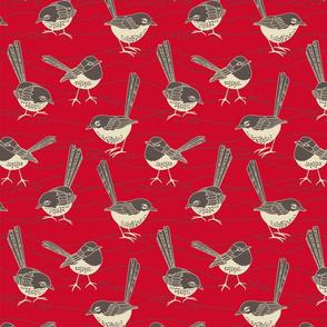birdies red