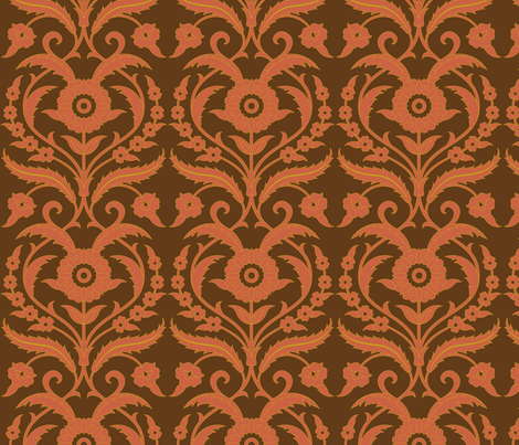 Serpentine 859b fabric by muhlenkott on Spoonflower - custom fabric