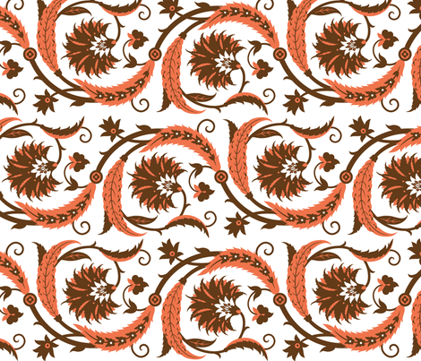 Serpentine 852b fabric by muhlenkott on Spoonflower - custom fabric