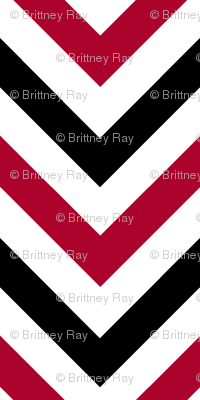 Red & Black Chevrons