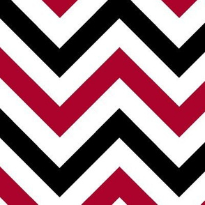 Red & Black Chevrons