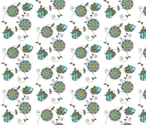 morrocan_festival_001 fabric by bittersweetlinens on Spoonflower - custom fabric