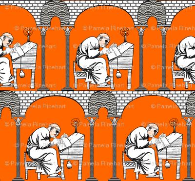 Scriptorium Orange Pomander