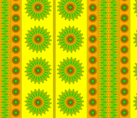 yellow_style_2 fabric by elarnia on Spoonflower - custom fabric