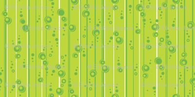 Mod Stripe (Light Green)