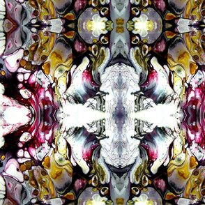 DRE DESIGNS CHROMATIC ABSTRACT 175