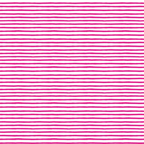 Zig-Zaggy Kids Cheater Quilt: Horizontal Stripes fabric by tallulahdahling on Spoonflower - custom fabric