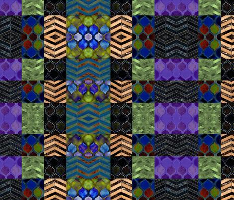Zen fabric by painter13 on Spoonflower - custom fabric