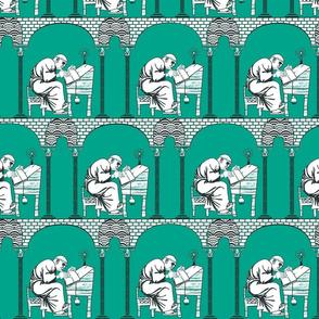 Scriptorium emerald city