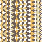 A Desert Mirage - Vertical Stripes