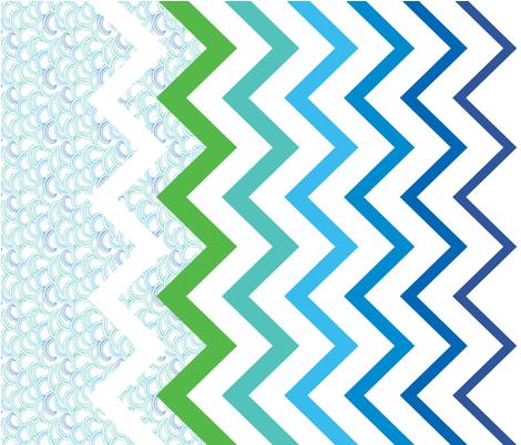 zzzzig fabric by hollyakkerman on Spoonflower - custom fabric