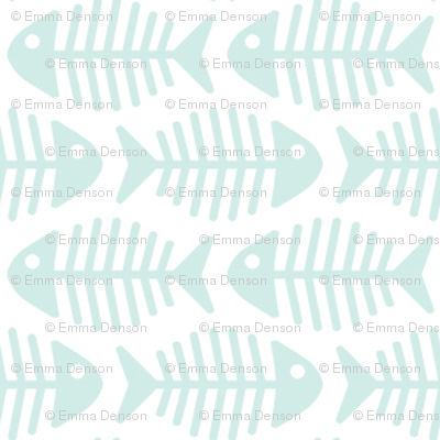 Close Aqua Fishes