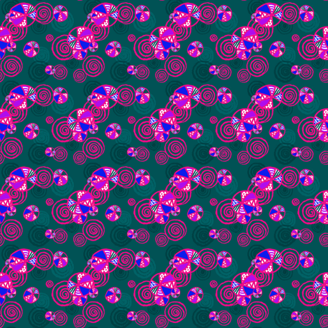 ZZ Kids Cheater Quilt: SwirligigsAndCandies fabric by tallulahdahling on Spoonflower - custom fabric