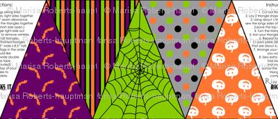 Halloween Bunting Kit