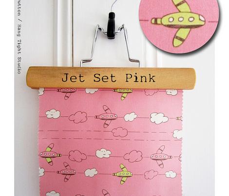 Jet Set Pink