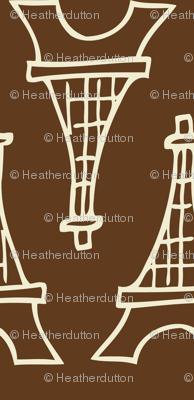 Souvenir Shop - Paris Eiffel Tower Brown