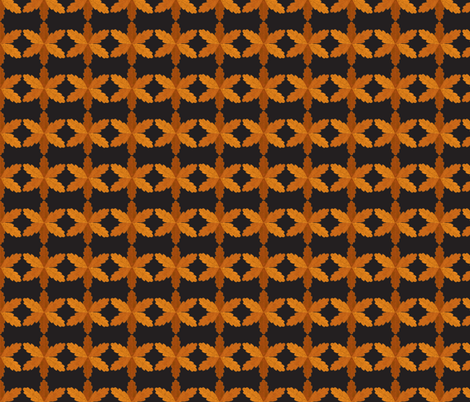 golden autumn   fabric by cousaspequenas on Spoonflower - custom fabric