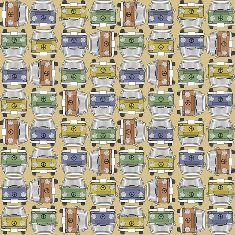 groovy-w fabric by kclud39 on Spoonflower - custom fabric