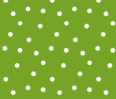 A happy gnome dot fabric by paragonstudios on Spoonflower - custom fabric