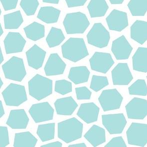 Geo Giraffe (blue)