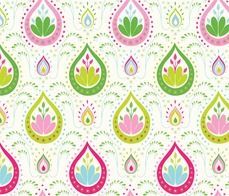 Bollywood  fabric by kayajoy on Spoonflower - custom fabric