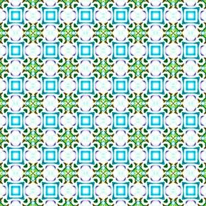 Turquoise_Double_Squares