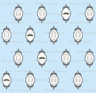 Happy Cactus Frames - Mini
