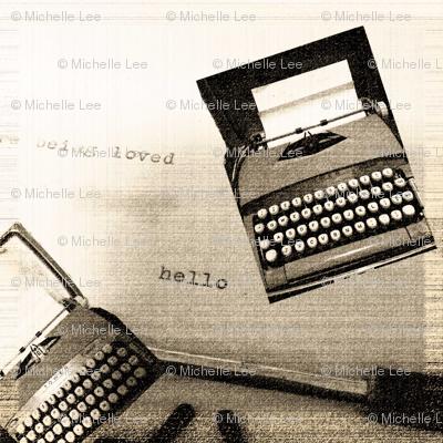 Vintage Typwriter - Tower Citation 88