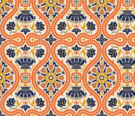 Victorian 1 fabric by muhlenkott on Spoonflower - custom fabric