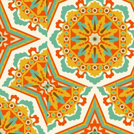 Victoriana 594a fabric by muhlenkott on Spoonflower - custom fabric